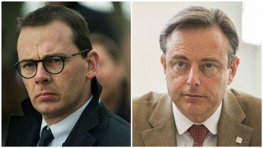 Bart De Wever et Wouter Beke mettent fin aux bisbilles
