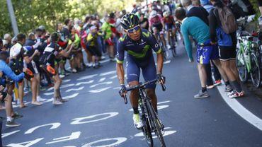Quintana reconnait la force de Dumoulin mais reste confiant pour la suite du Giro