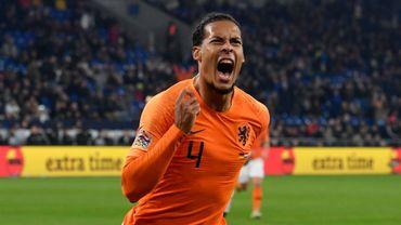 La Ligue des nations, dernière touche au tableau de Van Dijk ?