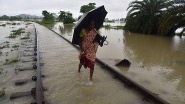Au moins 175 morts dans les inondations en Inde, au Népal et au Bangladesh