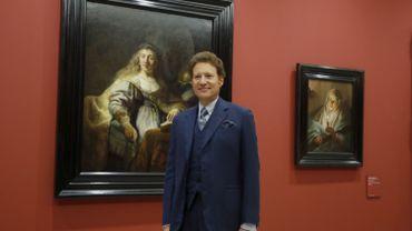 Le collectionneur Thomas Kaplan