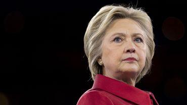 """L'ancienne secrétaire d'État a souligné qu'""""il ne s'agit pas seulement de voter contre le radicalisme, l'intolérance et la corruption""""."""