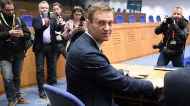 La CEDH condamne la Russie pour les arrestations multiples de l'opposant russe Navalny