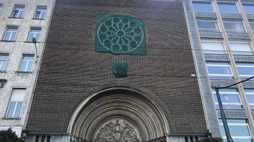 Cinq ans après l'expulsion, le bâtiment du Gesù à Saint-Josse est toujours vide