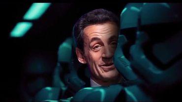Superieurement Bete Et Drole Nicolas Sarkozy Dans La Bande Annonce De Star Wars Vii