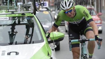 "Paris-Roubaix: Vanmarcke ""beaucoup plus fort"""