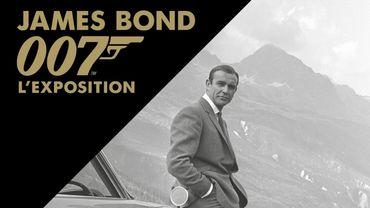 James Bond 007 - L'exposition débutera le 16 avril