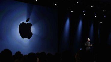 Apple dévoile trois nouveaux iPhone et l'Apple Watch Series 4