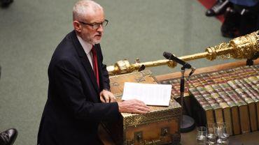 Brexit: L'opposition travailliste accepte la tenue d'élections anticipées