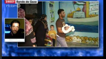 """Conflit Israël-Palestine: """"La RTBF n'a aucun parti pris"""""""