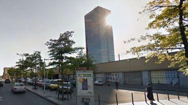 Le marché des bureaux dans le quartier de la gare du midi est en