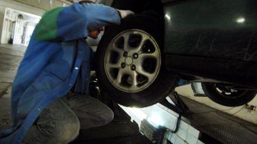 Trois garagistes sur quatre ne sont pas en ordre avec le Car-Pass
