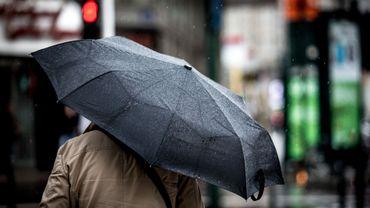 Météo: un risque de pluie durant tout le week-end