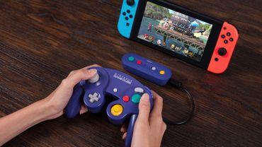 Un adaptateur redonne vie aux manettes GameCube sur la Nintendo Switch