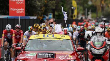 Christian Prudhomme, testé négatif, retrouvera la caravane du Tour de France