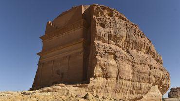 """AlUla est un vaste site archéologique d'Arabie Saoudite, à découvrir dans """"AlUla, merveille d'Arabie"""", du 9 octobre au 19 janvier, à l'IMA."""