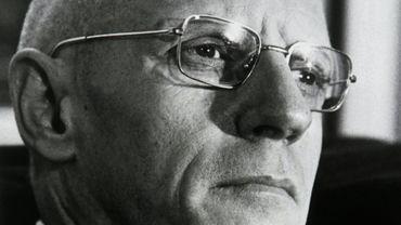 Michel Foucault dans les années '70