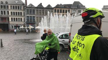 Rouler à Mons... pas toujours évident, même pour les cyclistes confirmés