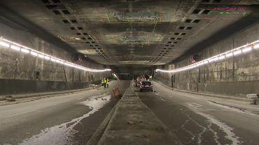 L'ULB teste un système de détection de l'état du béton dans les tunnels qui pourrait  épargner aux automobilistes les fermetures pour cause d'inspections visuelles.