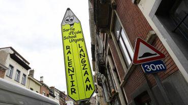 La vitesse excessive a provoqué plusieurs accidents très graves ces derniers mois à Schaerbeek mais ailleurs aussi en Région bruxelloise