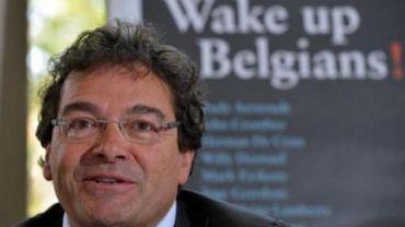 Selon La Libre et De Morgen de samedi Rudy Aernoudt est de retour sur la scène politique.