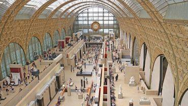 Orsay a acquis récemment un des rares exemplaires du livre, illustré d'oeuvres de l'artiste (1834 - 1917).