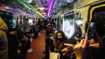 Le métro de Moscou a annoncé dimanche avoir recruté des femmes conductrices pour la première fois de son histoire récente.