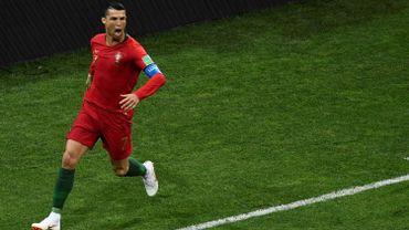 Cristiano Ronaldo 4e joueur à marquer lors de quatre Coupes du monde