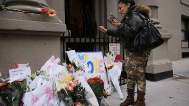 Mémorial pour les enfants tués par Yoselyn Ortega.