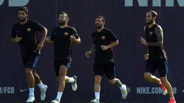 """Le Barça annonce des """"recettes record"""" de 708 M EUR"""