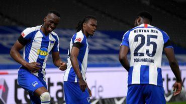 Hertha Berlin: Lukebakio et Boyata reprendront les entraînements mardi prochain
