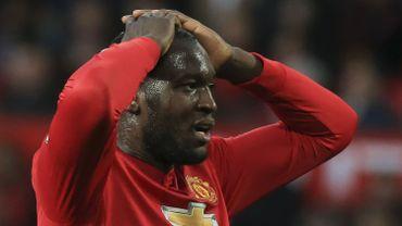 Lukaku incertain pour la finale de la Coupe d'Angleterre