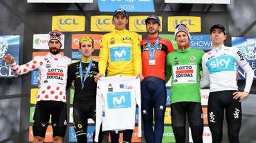 Vainqueur de Paris-Nice, Soler estime qu'il doit encore apprendre