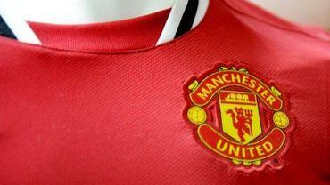 Un maillot de Manchester United