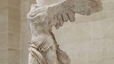La Victoire de Samothrace est l'un des joyaux du Louvre