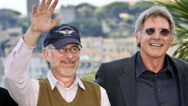 """Steven Spielberg et Harrison Ford se retrouveront bientôt pour tourner un cinquième """"Indiana Jones"""""""
