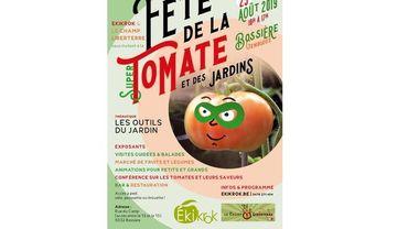 Fête de la Tomate Bossieres