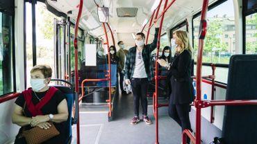 Evitez un maximum le bus en heure de pointe