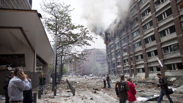 Norvège: attentat à Oslo, grave fusillade à Utoya, au moins 17 morts