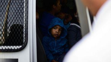 USA: les enfants migrants ne peuvent pas être détenus indéfiniment selon la justice