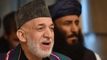 L'ex-président afghan annonce par erreur un cessez-le feu avec les talibans