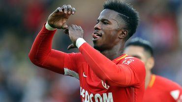 Keita Baldé prêté par Monaco à l'Inter Milan