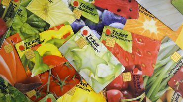 Un tiers des travailleurs belges reçoivent des chèques-repas