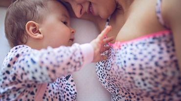 Plus de la moitié des mamans choisissent d'allaiter lors de leur première grossesse