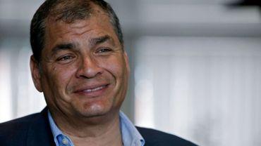 Equateur: l'ex-président Rafael Correa condamné en cassation à huit ans de prison