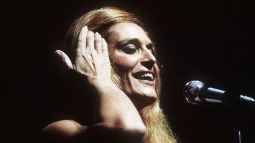 Dalida en 1980