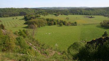 Géopark Famenne-Ardenne: la région reconnue par l'UNESCO