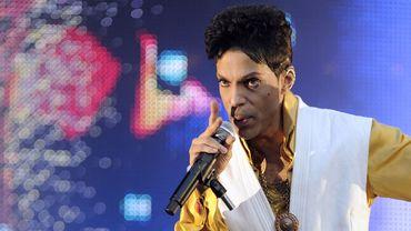 """Prince Rogers Nelson, connu sous le nom de """"Prince"""""""