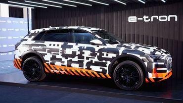Un problème de logiciel pourrait retarder les livraisons de l'Audi e-tron