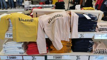 """Les t-shirts sexistes pour nos enfants: """"Ce n'est pas anodin!"""""""